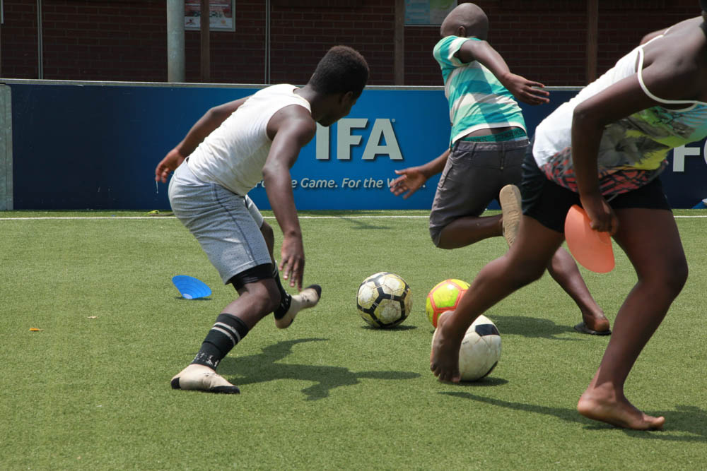 Whizzkids academy on the ball image