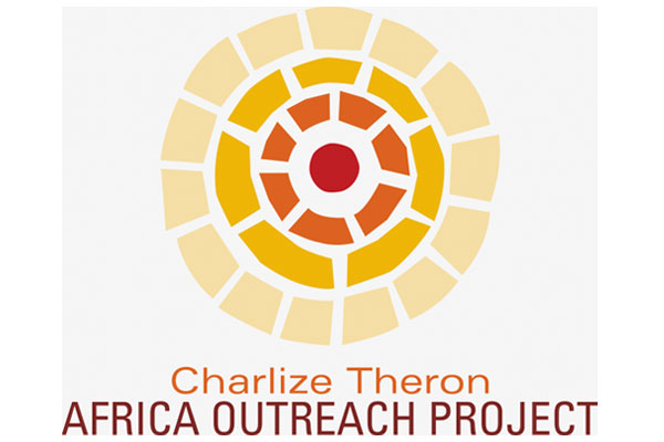 Charlize Theron outreach project